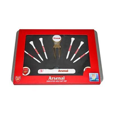 Arsenal FC Golf Gift Set Official AFC Golf Accessories