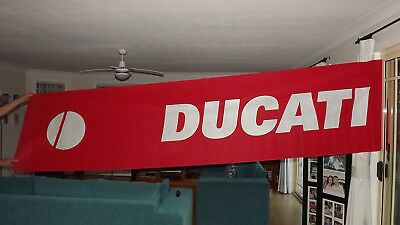 Ducati Promotional Banner