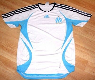 Adidas Marseille Olympique France Formotion Player Issue Training Shirt S
