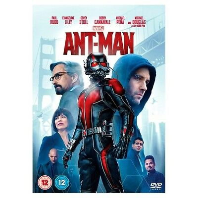 Marvel Ant Man Dvd.