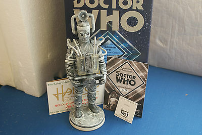 CYBERMAN 1966 Robert Harrop Doctor Who  WHO20M Monochrome Limited Edition of 100