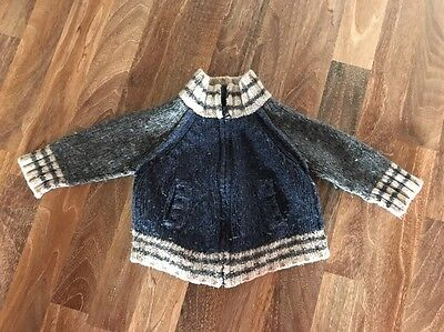 Country Road Knit 6-12 Months