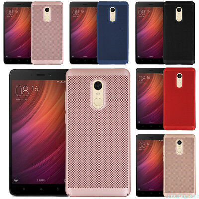 For Xiaomi 5 6 Redmi Note 4 4A 4X Shockproof Protector Slim Hard Case Cover BE
