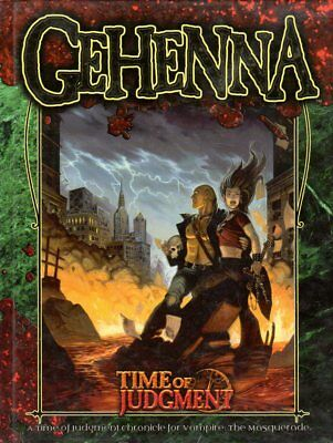 Gehenna - Time of judgment - Vampire: the masquerade