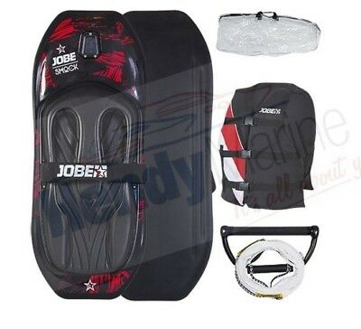 New! 2016 Jobe Sports International Shock Kneeboard Package