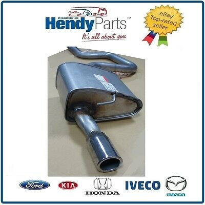 New! GENUINE FORD MONDEO ST Tdci REAR EXHAUST BOX / TAIL PIPE 2000 - 2007