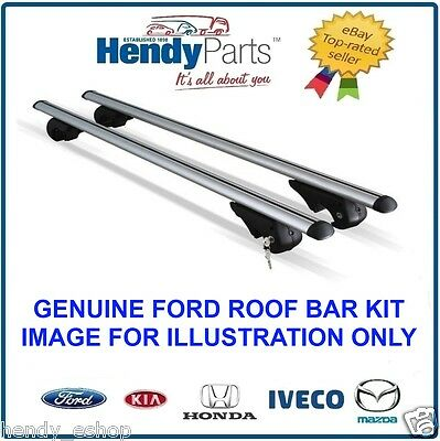 NEW! Genuine FORD C-Max ROOF BARS 2003 - 2010 1724672