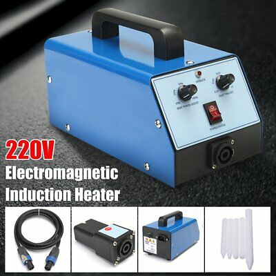 220v Electromagnetic Induction Heater For Removing Metal Dent Repair HotBox Tool