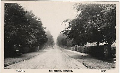 Frith's Real Photo Postcard The Avenue, Healing Lincolnshire
