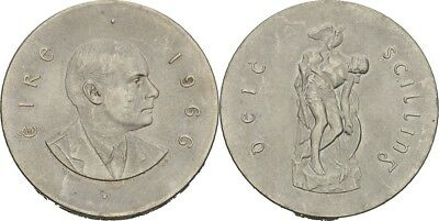 10 Shilling 1966 Irland P. Henry Pearse, Silber #HED83