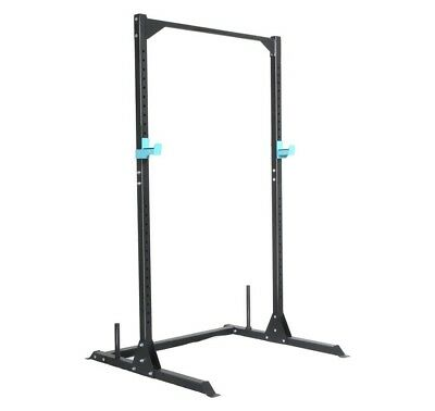 Men's Health Squat Rack Pull Up Bar