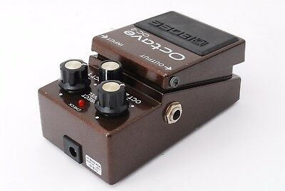 Boss OC-2 Octave guitar effects pedal [Working] from Tokyo Japan #224817