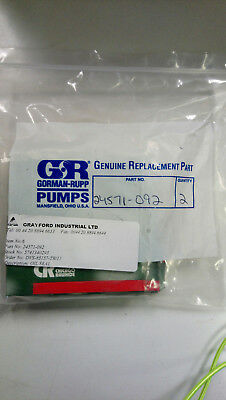 Gorman Rupp 24571-092 oil seal for centrifugal pump