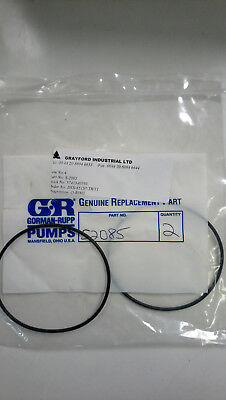 Gorman Rupp S-2085 o-ring for centrifugal pump