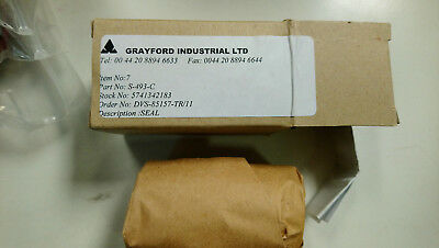 Gorman Rupp S-493-C seal for centrifugal pump