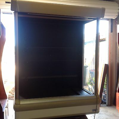 open fronted refrigerated Display Case