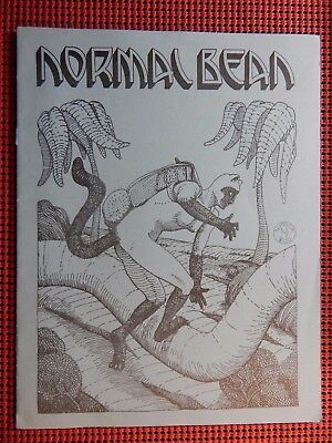 Normal Bean #4 1981 Roland Trenary Minneapolis MN  Philip Jose Farmer-Rare