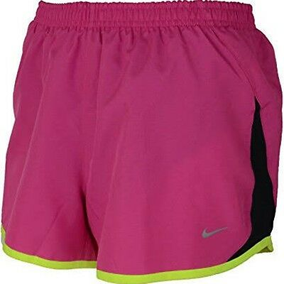 Nike Womens DRI-FIT 5k Tempo Running Shorts 573728 Medium