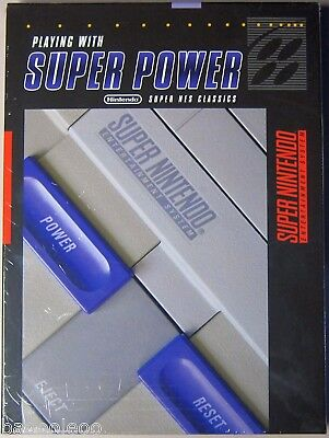 Playing with Super Power: Nintendo Super NES Classics Collector's Edition Book