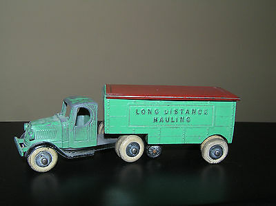 Tootsie Toy Long Distance Hauling