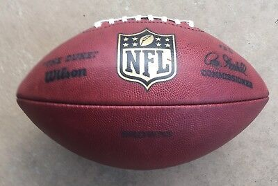 Pittsburgh Steelers Vs Cleveland Browns Game Used Football October 12th 2014