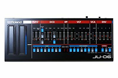 ROLAND JU-06 Sound Module Boutique series synth sound module F/S w/Tracking# NEW