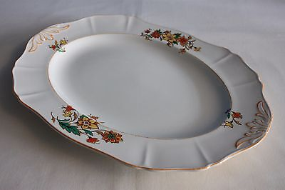 "Vintage Replacement Alfred Meakin 14"" 'Luxor' Serving Platter"