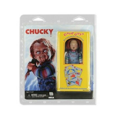 "Neca - Chucky - 8"" Scale Clothed Action Figure - Chucky - New"