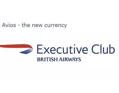 1000 Extra BA Avios Point Bonus Through Me When Taking Blue BA American Express