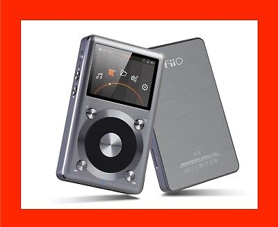 FiiO X3 II, HiRes-Player - portabler High End Musik Player TOP MIT GARANTIE