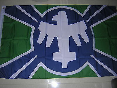 United Citizen Federation Battle for Earth Starship Troopers Flag Ensign 3X5ft