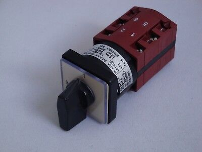 Cam Switch 10A 3 Pole ON/OFF