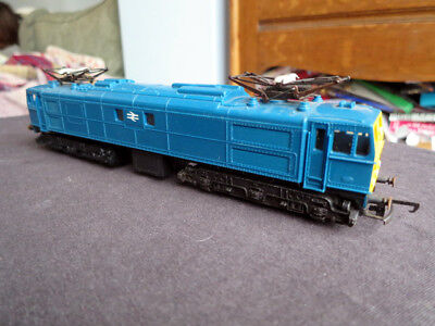 Triang EM2 R388 BR Blue, excellent condition, runs but needs exercise, manual