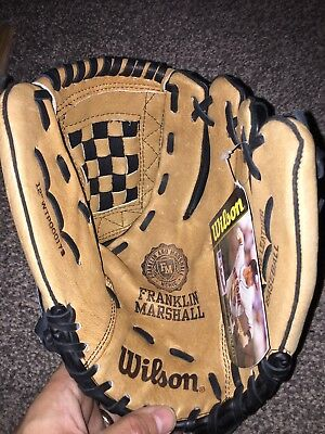 Franklin Marshall Baseball Mitt by Wilson