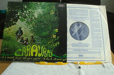CARAVAN-If I Could Do It All Over Again-UK LP-1970-3W/5W-EX+  PROG CLASSIC