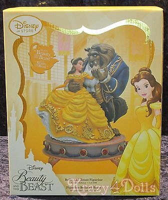 Disney Doll Belle Beauty and the Beast Limited Edition Musical Figurine New!