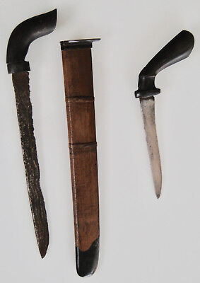 Antique Pair of Badek Daggers From an Honorable Collection  SWORD-DAGGER-KNIFE