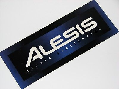 Original  Alesis  Logo  New Old Stock
