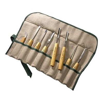 PFEIL For Boesner Wood Carving Tool Set | 8-Piece | Swiss Made | NEW | RRP £160