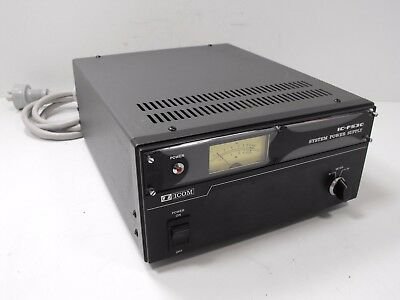 Icom IC-PS30 System Power Supply 13.8 VDC at 25 Amps for Ham Radio TESTED