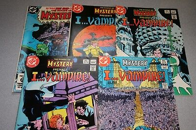 Small House Of Mystery Collection (#311)_Average Grade Vf Minus To Very Fine!