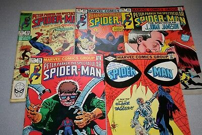 Small Spectacular Spider-Man Collection (#70)_Average Grade F/vf To Very Fine!
