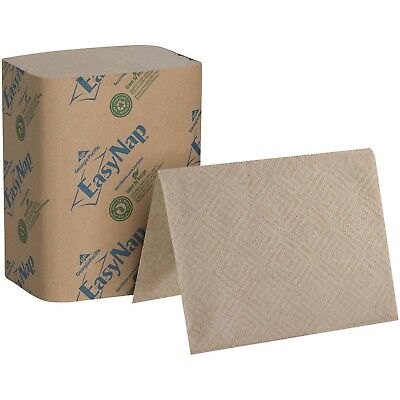 Georgia Pacific Professional EasyNap Brown Embossed Dispenser Two-Ply Napkins...