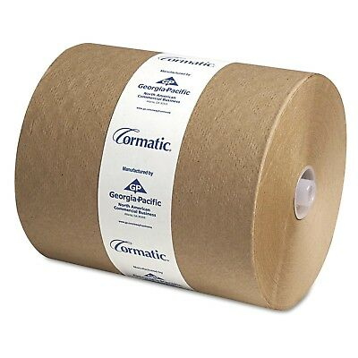Georgia Pacific Professional Hardwound Roll Towels Brown 6 rolls