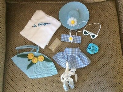 """Madame Alexander """"Riviera Day Outfit"""" for 16"""" Elise-type doll?  Mint, no box"""