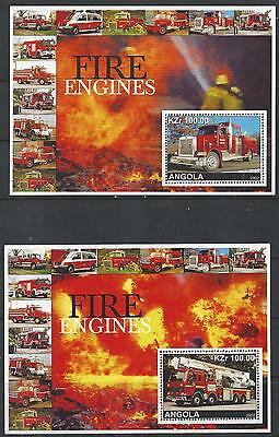 Fire Fighting & Fire Appliance Stamps, Singles, Blocks, Sheetlets, Miniature Etc