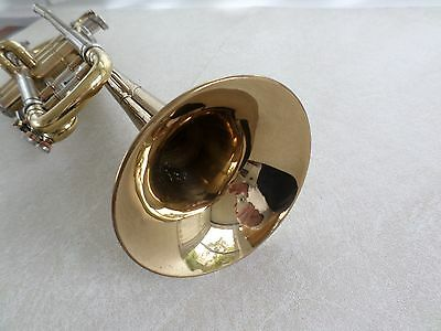 Beautiful Couesnon B-Flat Trumpet in Outstanding Condition, Beautiful Tone