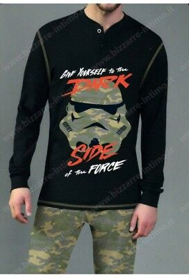 Pigiama uomo Star Wars art. ST14011