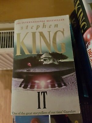 Stephen King.  IT