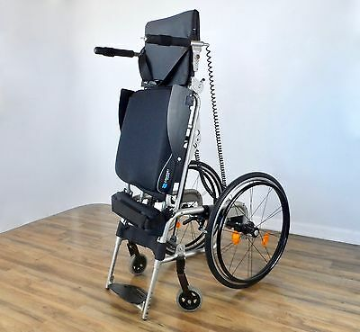 Levo LCEV standing wheelchair - power stand-up, like lifestand-permobil